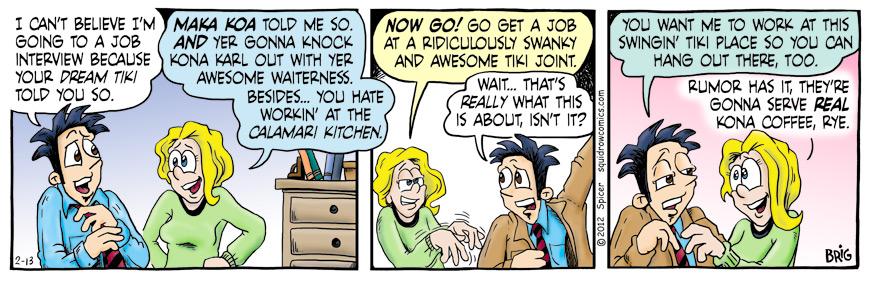 Tiki Job