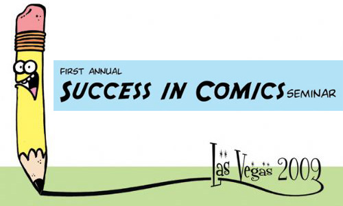 success in comics graphic