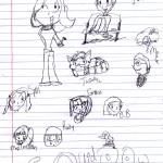 Kristin's drawerings