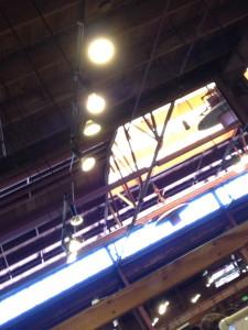 Concourse Ceiling