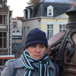 It was cold in Ghent!